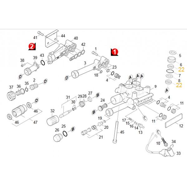 Pressure Pump: Karcher Pressure Pump Parts