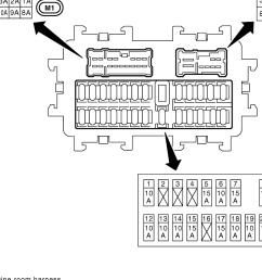 2007 nissan murano fuse box diagram wiring diagram explained saturn fuse box murano fuse box wiring [ 1282 x 824 Pixel ]