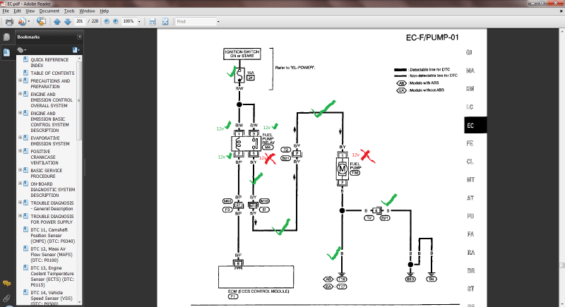 nissan 240sx fuel pump relay mkOlUFS?resize\\\=665%2C362\\\&ssl\\\=1 how to wire a rb20det into a s13 my pro street on rb20det s13 rb20det wiring harness s13 at edmiracle.co