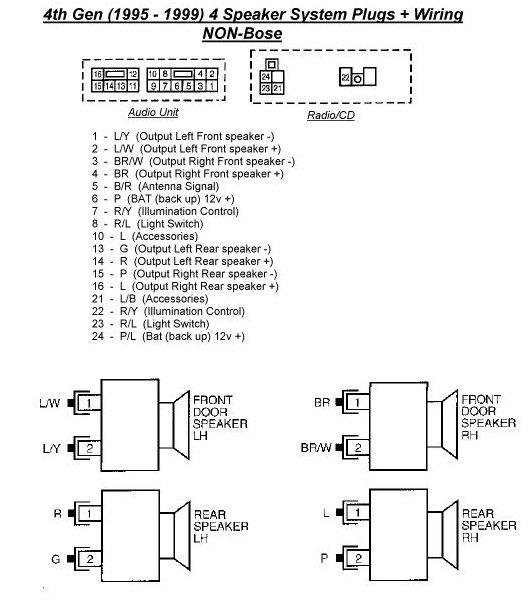 diagram wiring diagram 2002 nissan altima radio bose full