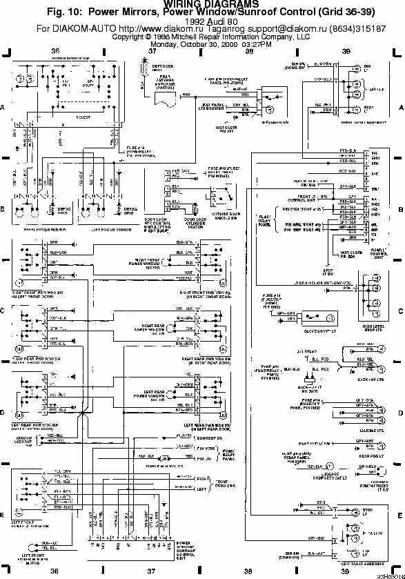 Webasto Sunroof Parts