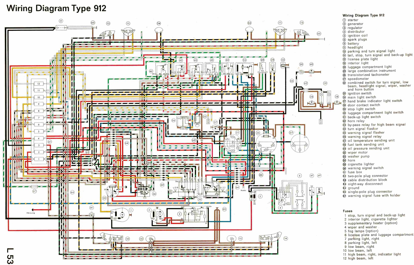 hight resolution of 69 porsche wiring diagram wiring diagram centre wiring diagram jaguar 1966 68
