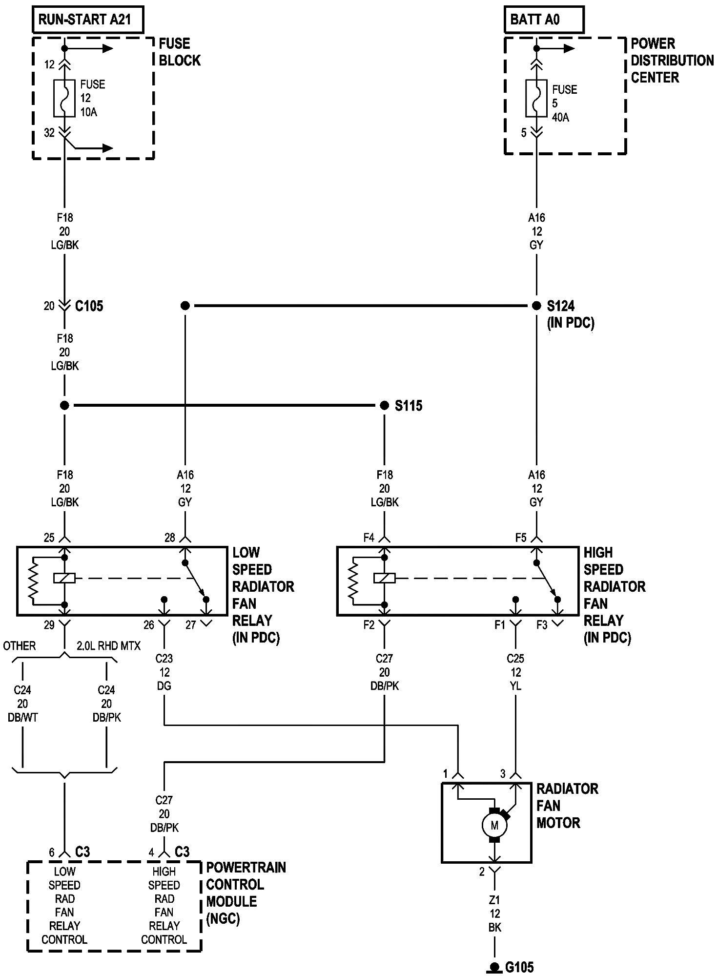 hight resolution of 2006 chrysler pt cruiser fuse diagram basic electronics wiring diagram 2003 pt cruiser wiring diagram