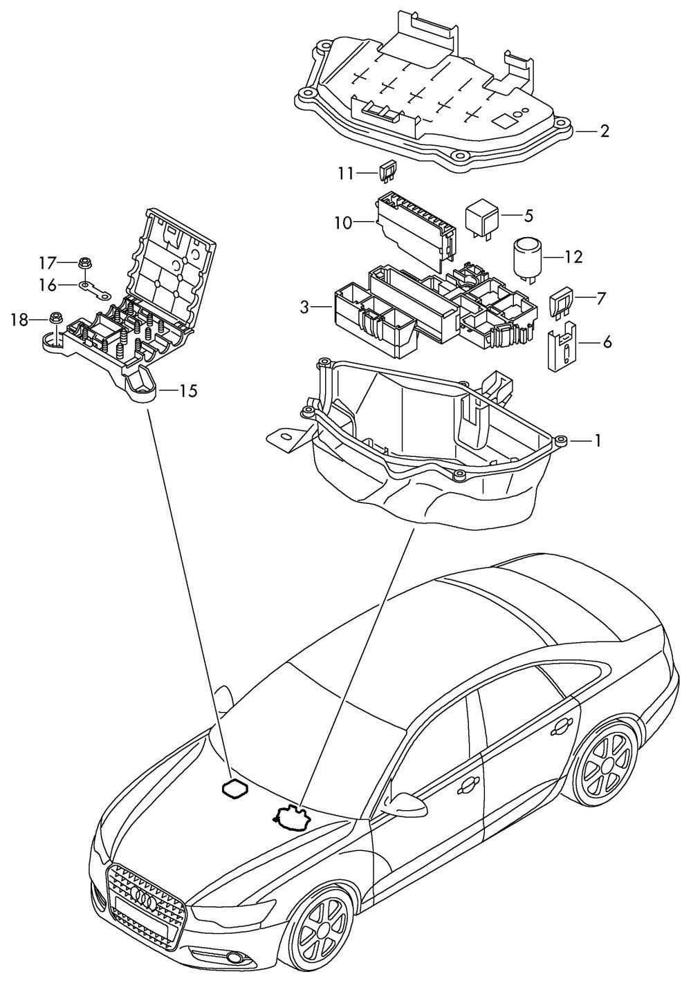 medium resolution of audi r8 fuse box wiring diagrams audi q5 audi r8 fuse box