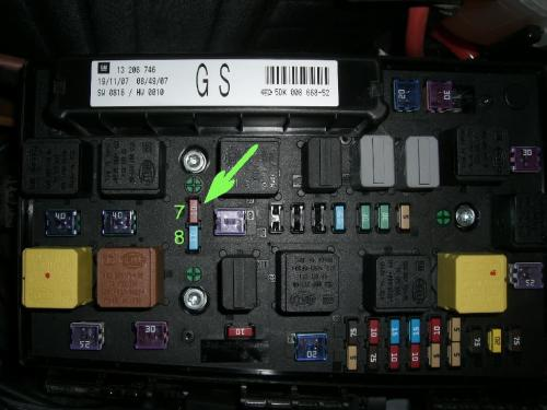 small resolution of saturn astra fuse box