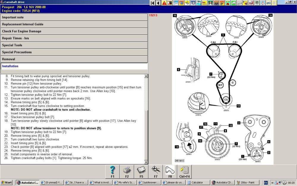 medium resolution of serpentine belt diagram