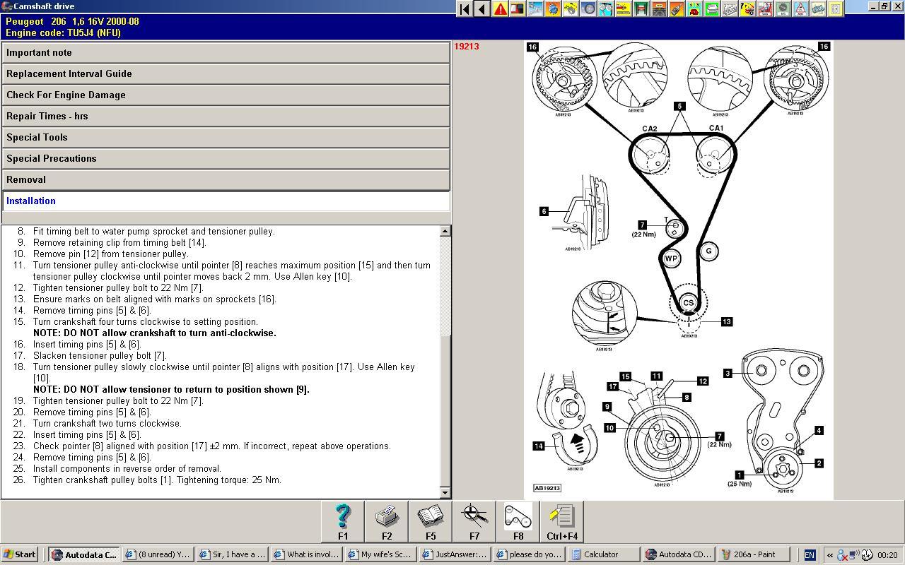 hight resolution of serpentine belt diagram