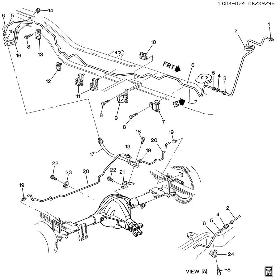 medium resolution of 1997 chevy 1500 trailer wiring diagram solutions