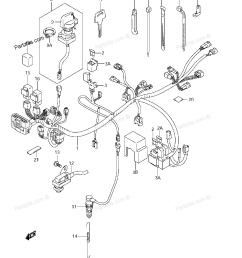suzuki eiger 400 carburetor diagram [ 1200 x 1738 Pixel ]