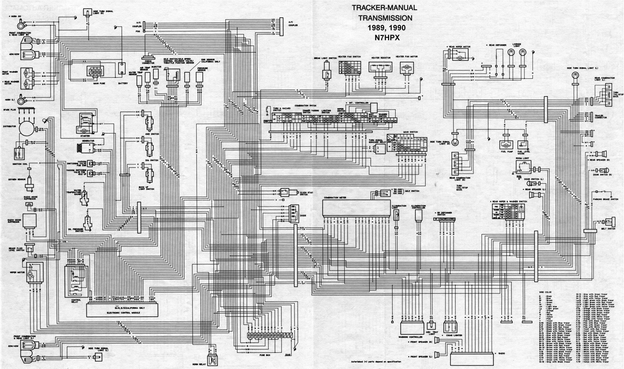 hight resolution of suzuki sidekick wiringdiagram suzuki samurai wiringdiagram