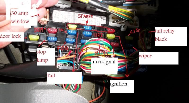 Amusing Suzuki Swift Fuse Box Location Photos Best Image Wire