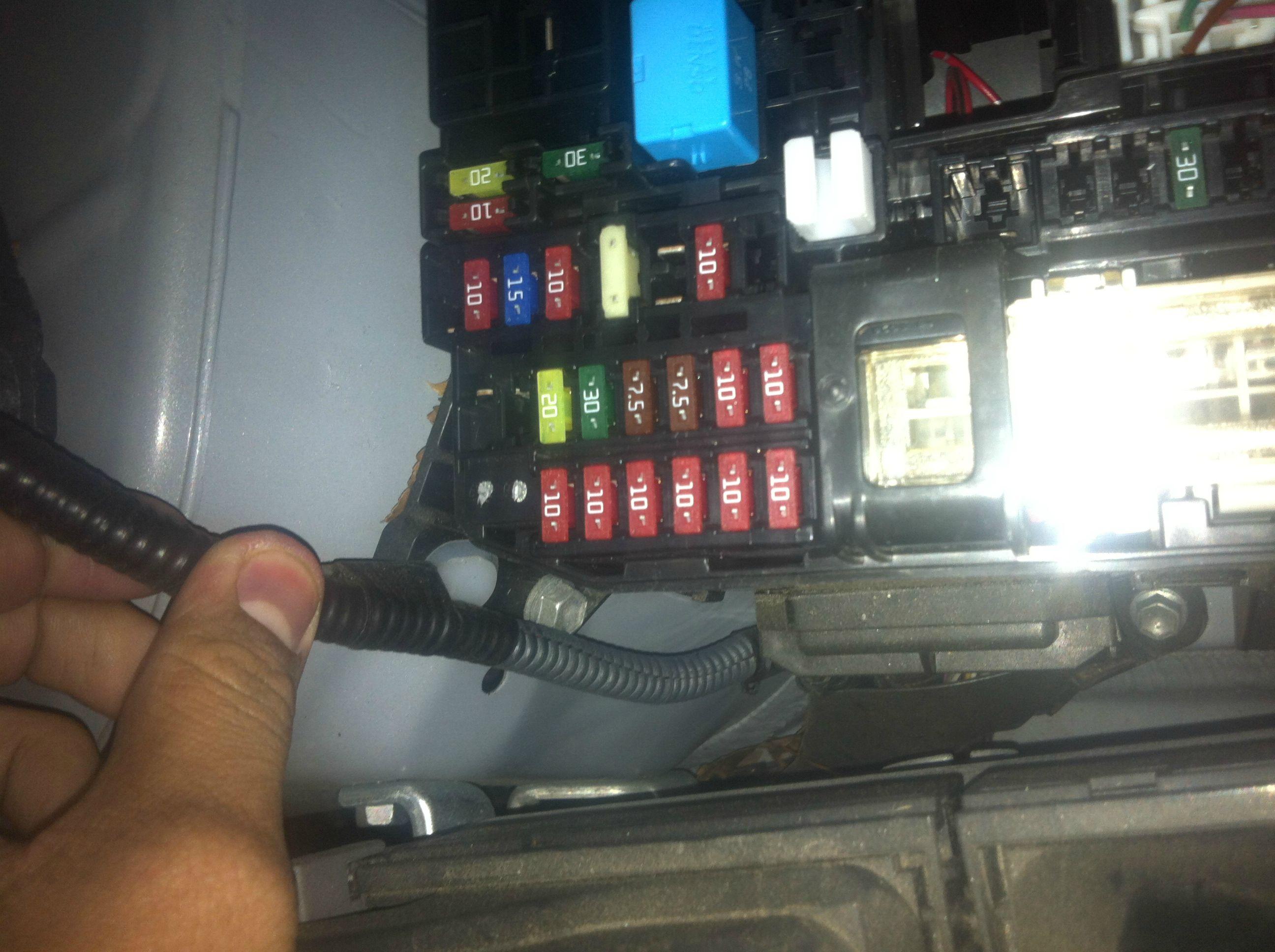 toyota auris wiring diagram ford 4000 fuse box location clutch master