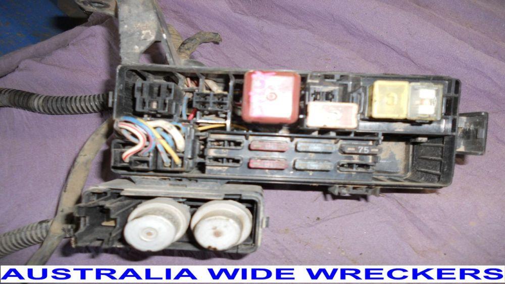 medium resolution of toyota pickup fuse box diagram 1986