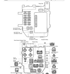 1995 toyota avalon fuse box diagram wiring diagram detailed honda accord lx fuse box diagram 2000 [ 2550 x 3300 Pixel ]