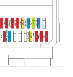 toyota prius fuse box location [ 2552 x 1110 Pixel ]