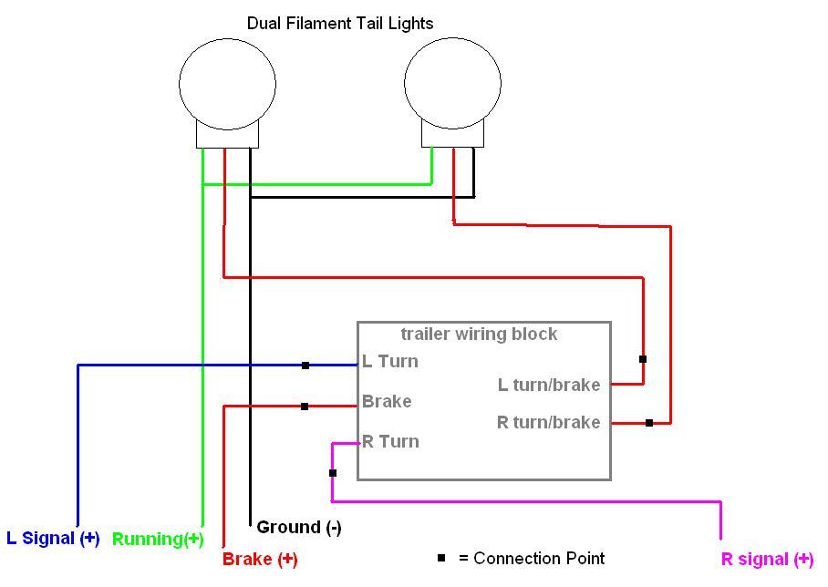 2001 toyota ta a tail lights wiring diagram wiring