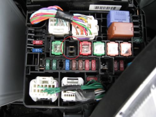 small resolution of 2007 toyota yaris fuse box diagram image details 2007 toyota tacoma fuse diagram toyota yaris 2007
