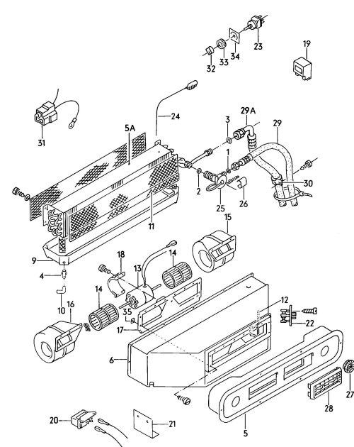 small resolution of vanagon va vanagon campers796 fits 1982 volkswagen vw vanagon fuse box diagram