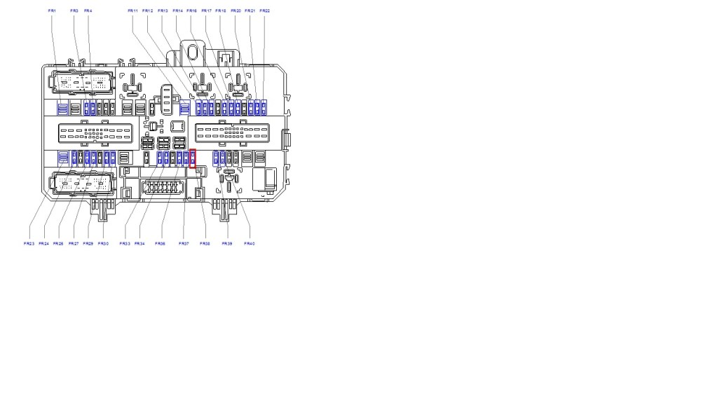 medium resolution of vauxhall astra 2008 fuse diagram