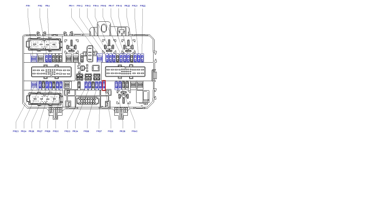 hight resolution of vauxhall astra 2008 fuse diagram