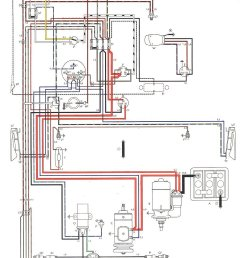 1971 vw bug wiring harness wiring diagrams konsult 1968  [ 1000 x 1631 Pixel ]