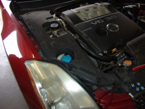 small resolution of nissan 350z fuse box location