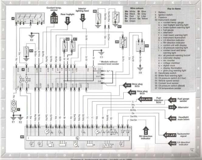 vw lupo gti wiring diagram - wiring diagram, Wiring diagram