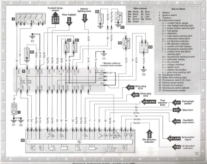 Vw Lupo Wiring Diagram  Somurich