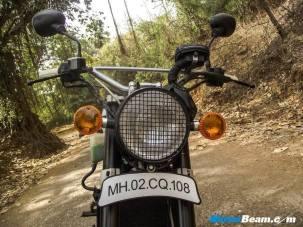 Modifikasi KTM Duke