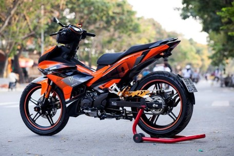 modifikasi jupiter MX King