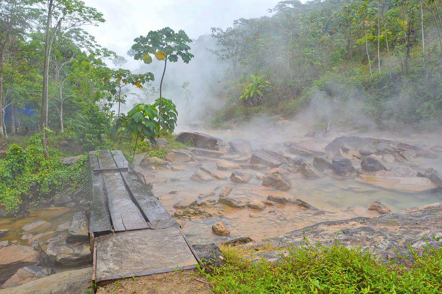 Шанай-Тимпишка река Перу