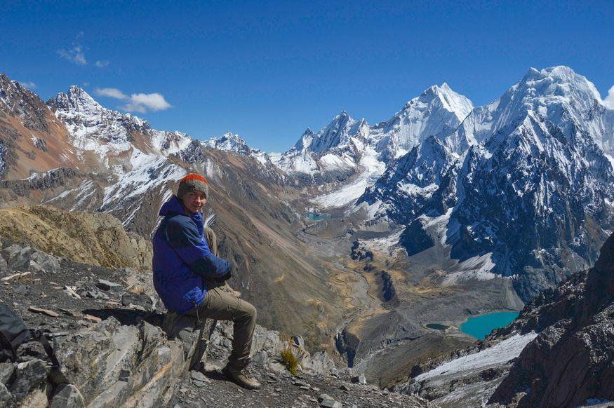 Анды в Перу