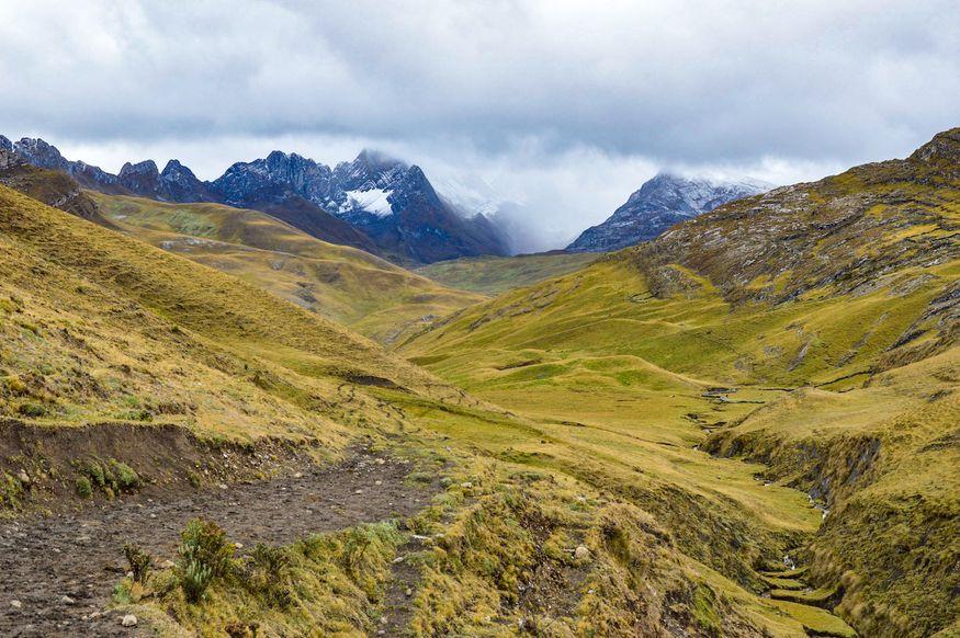 Треккинг Перу