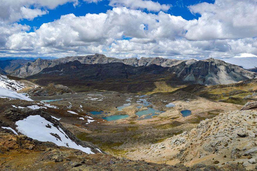 перевал Trapecio Перу