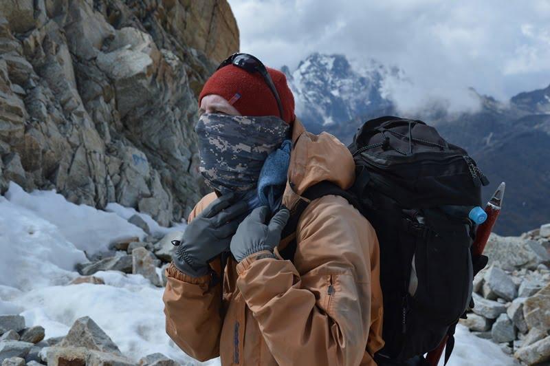 Павел в горах