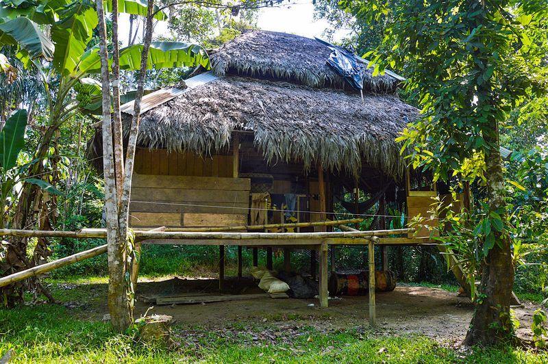 Дом в деревне Бамено