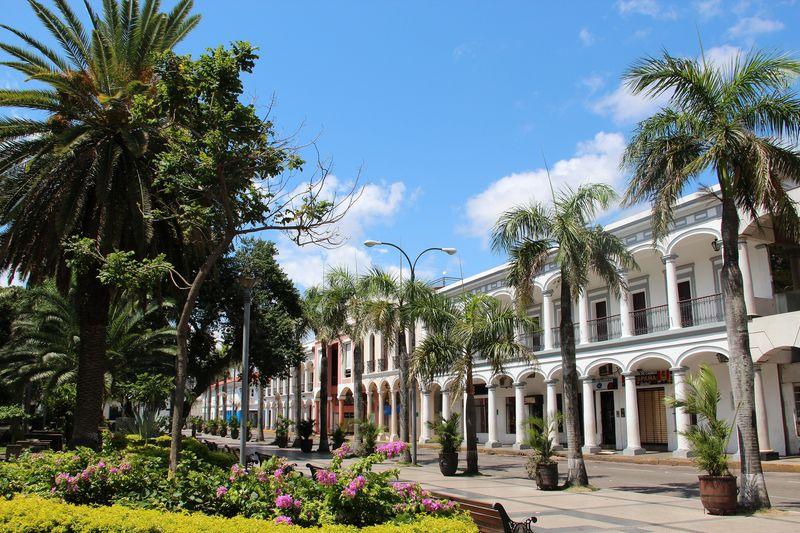 Исторический центр Санта Крус Боливия