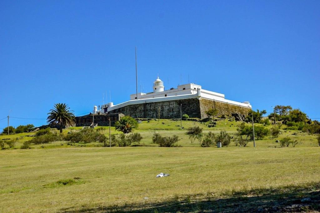 Крепость Артигас в столице Монтевидео
