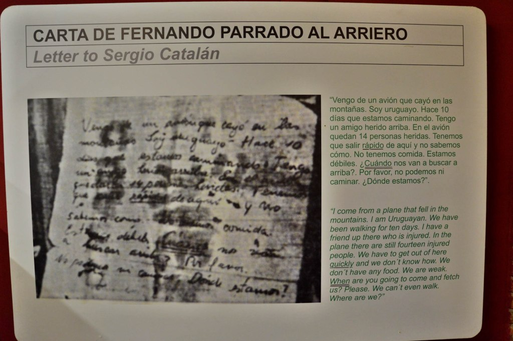 Копия письма Чудо в Андах