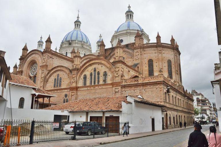 Новый собор в Куэнке