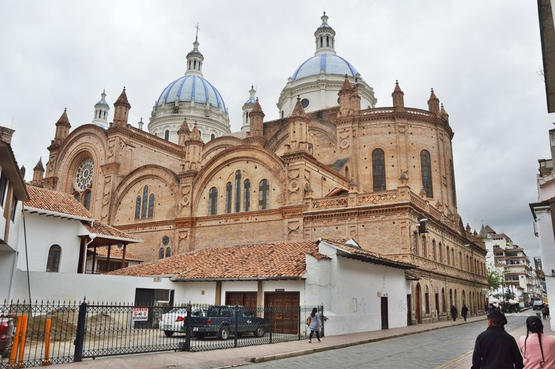 Новый собор Куэнка