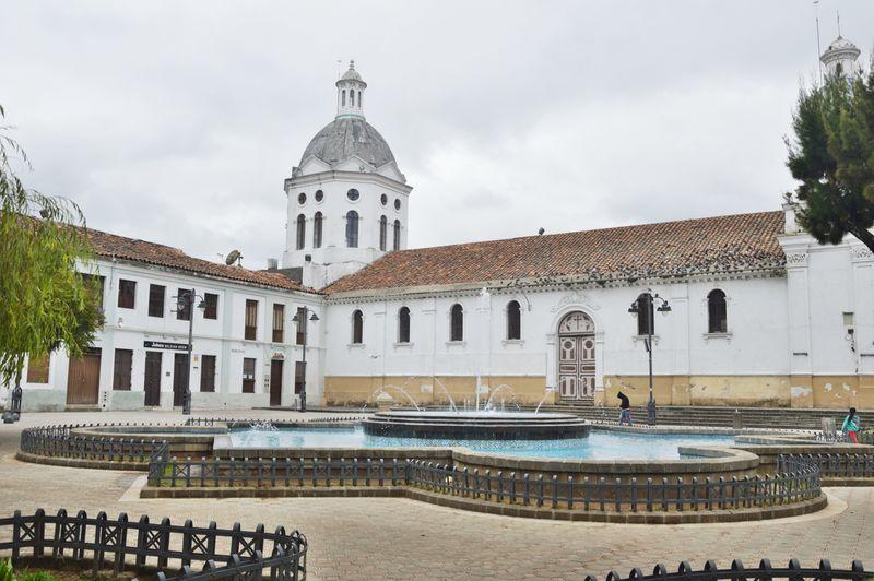 Наследие Юнеско в Эквадоре