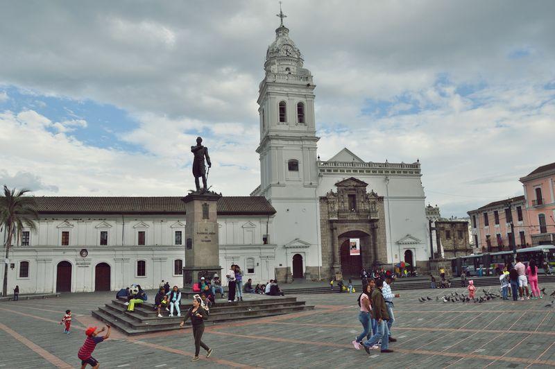 Монастырь святого Франциска в Кито