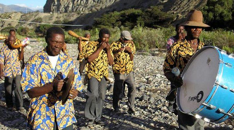 Афроэквадорцы