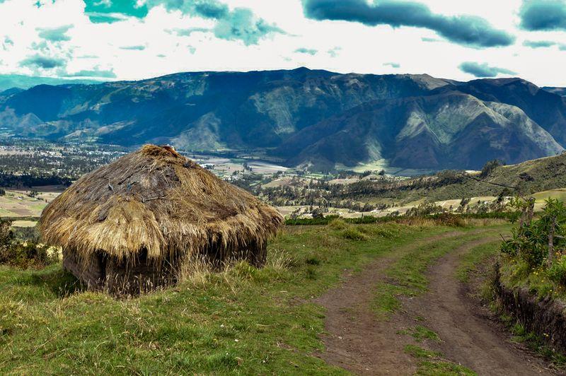 Подъем на вулкан Имбабура