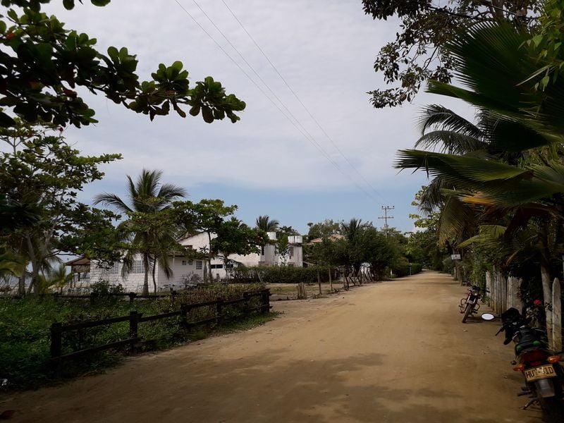 Колумбийская деревня