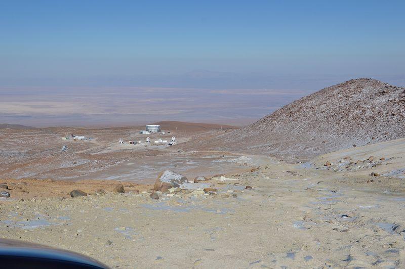 Обсерватория ALMA