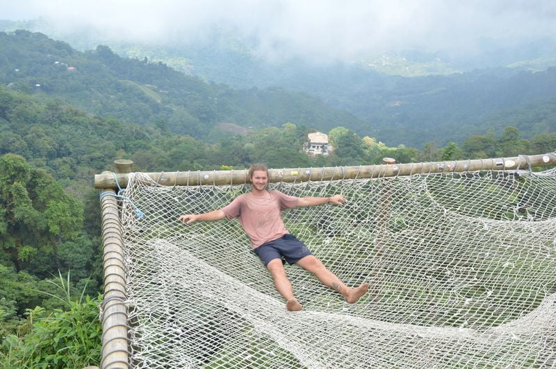 Гамак в Минка Колумбия
