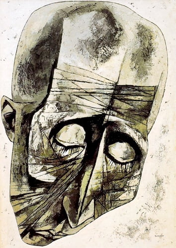 Голова еврея Гуаясамин