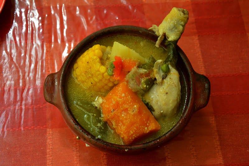 Чилийская кухня